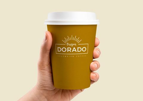Café Origen Dorado