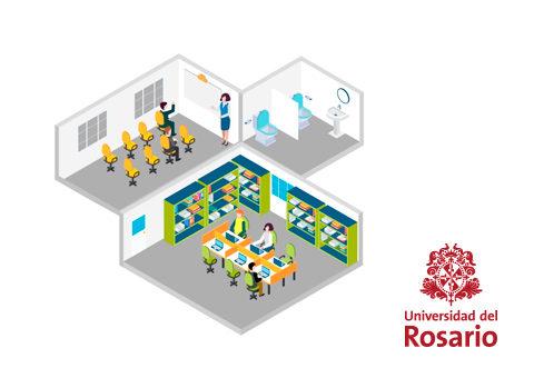 Video explicativo de emergencias – Universidad del Rosario