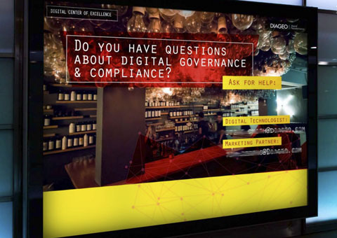 DIAGEO Digital Center of Excellence