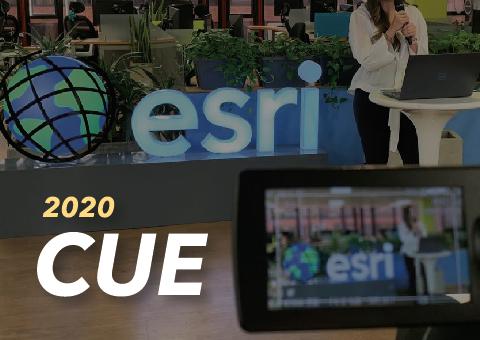 CUE 2020 – ESRI